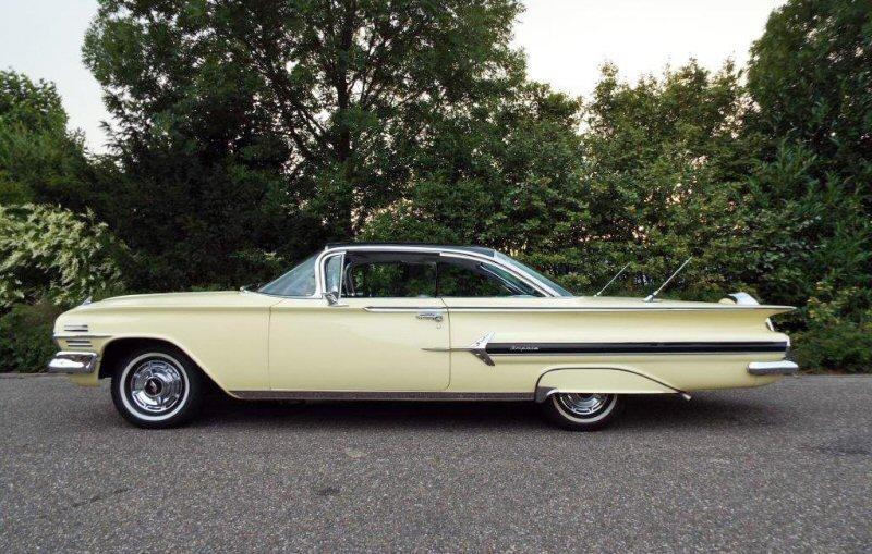 Classic Impala Car